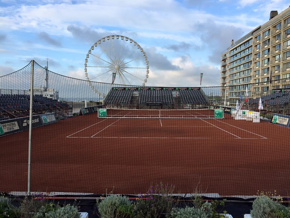 Ladies Cup tennisveld
